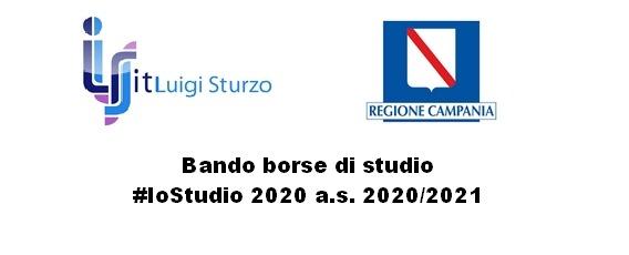 BORSE DI STUDIO REGIONE CAMPANIA A.S. 2020/2021