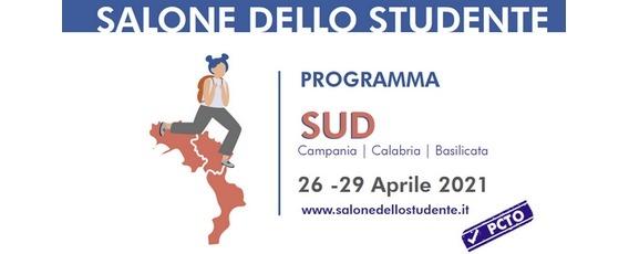 SALONE DELLO STUDENTE 26 -29 APRILE 2021